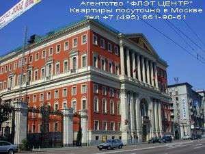 Агентство ФЛЭТ ЦЕНТР'); ?> - аренда квартир посуточно у м.Тверская