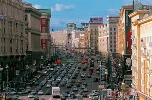 Фото района у м.Тверская