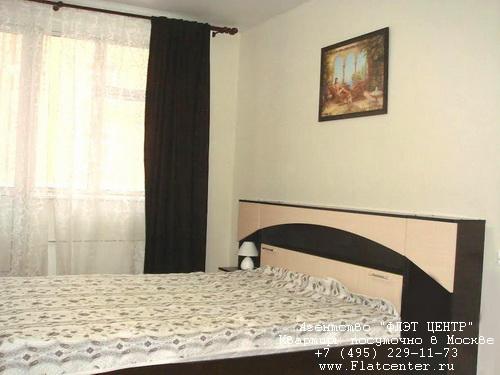 Квартира посуточно на м.Улица 1905 Года,ул.Б.Декабрьская д.4.