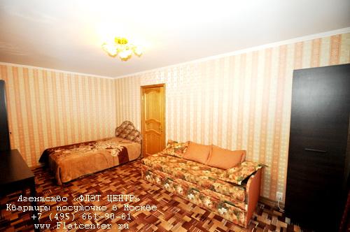 Квартира посуточно на м.Ул.1905 года,ул.2-я Черногрязская 11/15.