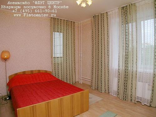 Квартира посуточно на м.Ул.1905 Года,Красная Пресня д.36.