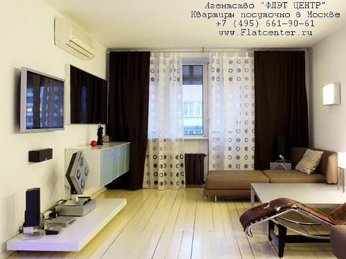 Квартира посуточно м.Ул.1905 Года,аренда на сутки м.Ул.1905 Года