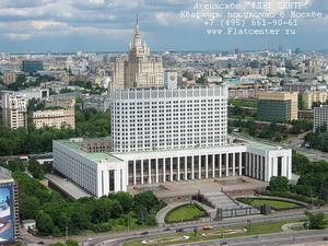 Агентство ФЛЭТ ЦЕНТР - Квартиры посуточно в Москве в районе Красной Пресни