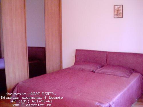 Квартира посуточно на м.Университет,ул.Крупской 4/3.