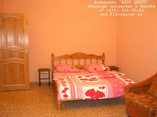 Гостиница на р-н Солнцево.Квартира-гостиница рядом с р-н Солнцево