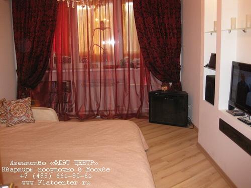 Квартира посуточно на м.ВДНХ ,Кондратюка д 10.