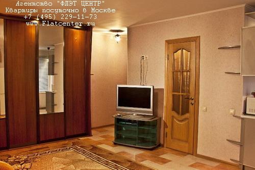 Квартира посуточно на м.ВДНХ,ул.Кондратюка д.12.