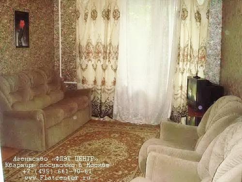 Квартира посуточно на м.ВДНХ,ул.Кондратюка д.14.