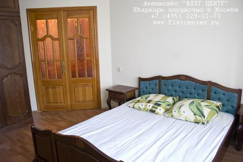 Квартира посуточно на м.ВДНХ,Проспект Мира д.182.
