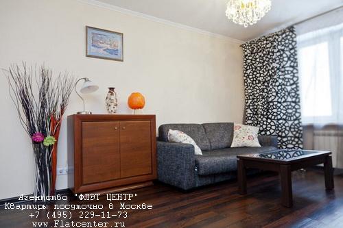 2- ком квартира посуточно на метро ВДНХ, Проспект Мира дом 182