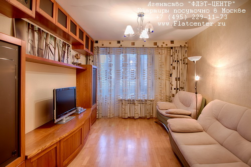 Квартира посуточно рядом с метро ВДНХ, Проспект Мира д.182