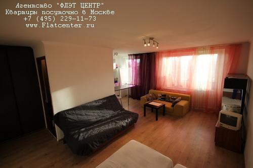 Квартира посуточно м.ВДНХ,Ракетный бул. д.3