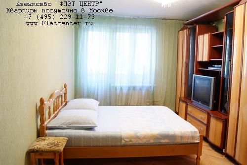 Квартира посуточно на м.ВДНХ,Звездный бул.д.5.