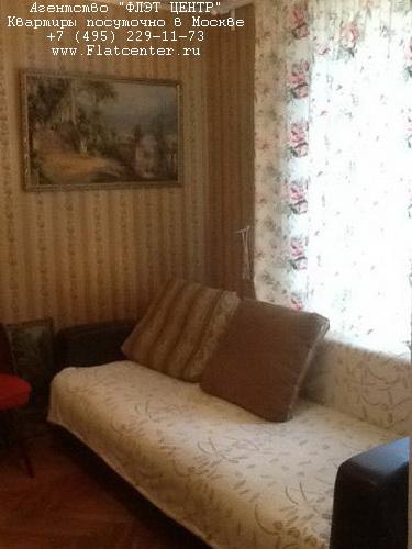 Квартира посуточно на м.ВДНХ,ул.Академика Королева д.7.