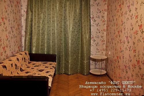 Квартира посуточно на м.ВДНХ,ул.Константинова д.7.