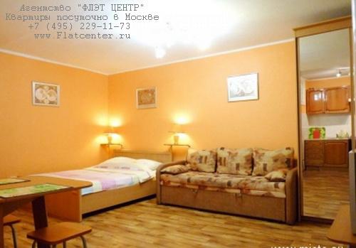 Квартира посуточно метро Проспект Мира,Грохольский пер д.10