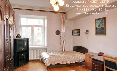 Квартира посуточно рядом с метро ВДНХ, Рижский пр-д д.5
