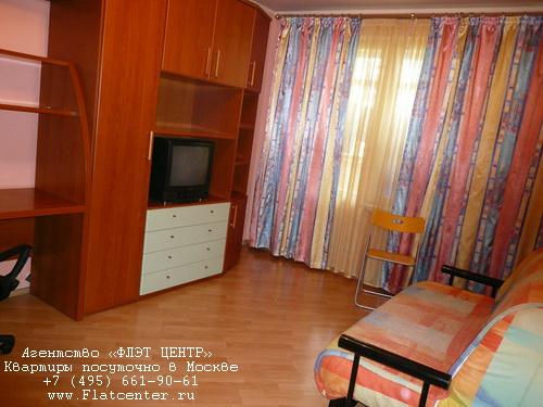 Квартира посуточно на м.ВДНХ,ул.Цандера д.5.