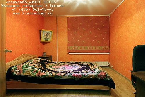 Квартира посуточно в Москве рядом метро Юго-Западная.Гостиница на ул. Матвеевская