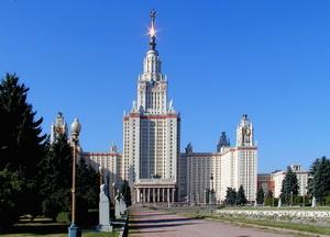 Фото района у м.Проспект Вернадского