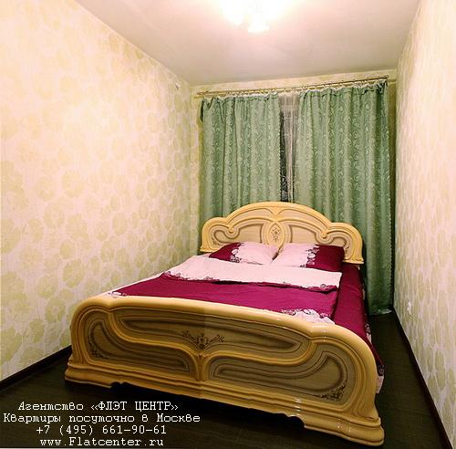 Квартира посуточно в Москве рядом м.Воробьёвы Горы.Гостиница на ул. Удальцова