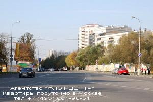 Агентство ФЛЭТ ЦЕНТР - аренда квартир посуточно у м.Пр-т Вернадского