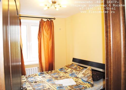 Квартира посуточно в Москве рядом м.Водный стадион.Гостиница рядом с Крокус-экспо