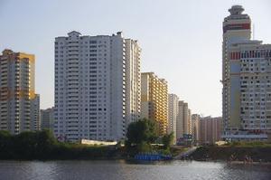 Фото района у м.Волоколамская