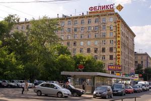 Фото района у м.Войковская