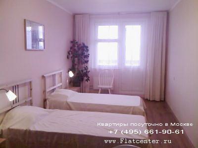 Квартира посуточно в Москве рядом м.Войковская.Гостиница на рядом со Крокус-экспо