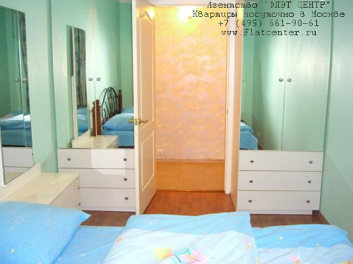 Квартира посуточно на м.Выхино,ул.Снайперская д.4.