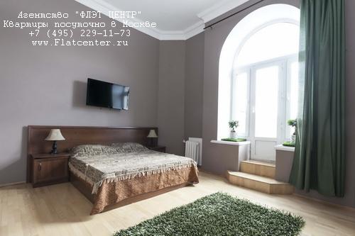 Фото и описание 5-ком квартиры посуточно метро Кутузовская в Москве,Кутузовский пр-т д.18