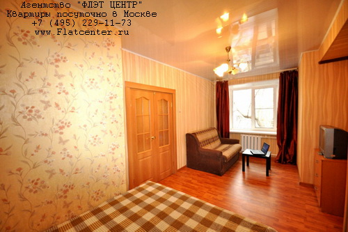 Квартира посуточно на м.Выставочная,ул.Заморенова д.9.