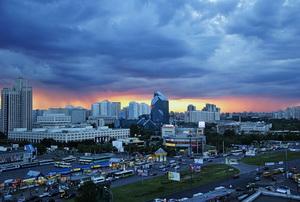 Фото района у м.Юго-Западная