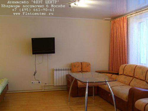 Гостиница на м.Чертановская.Квартира-гостиница рядом с м.Южная