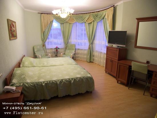 Мини-отель в Москве на м.Бунинская аллея