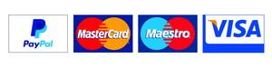 Логотип компании Мастер Кард,Виза,JSB