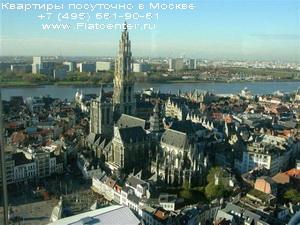 Панорама Бельгии