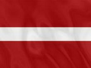 Государственный флаг Латвии