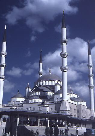 Фото Турции.Анкара,Главная мечеть.