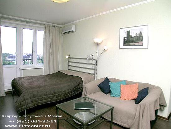 Квартира посуточно в Москве рядом м.Сокольники.Гостиница на Стромынке