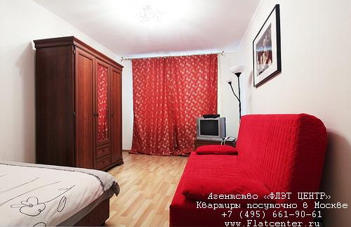 Квартира посуточно на У СК «Олимпийский»,ул.Троицкая д.10