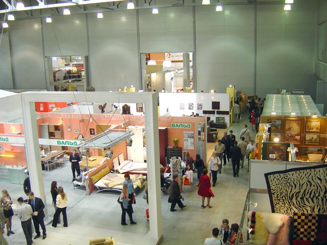 Фото с выставки Крокус Экспо в Москве